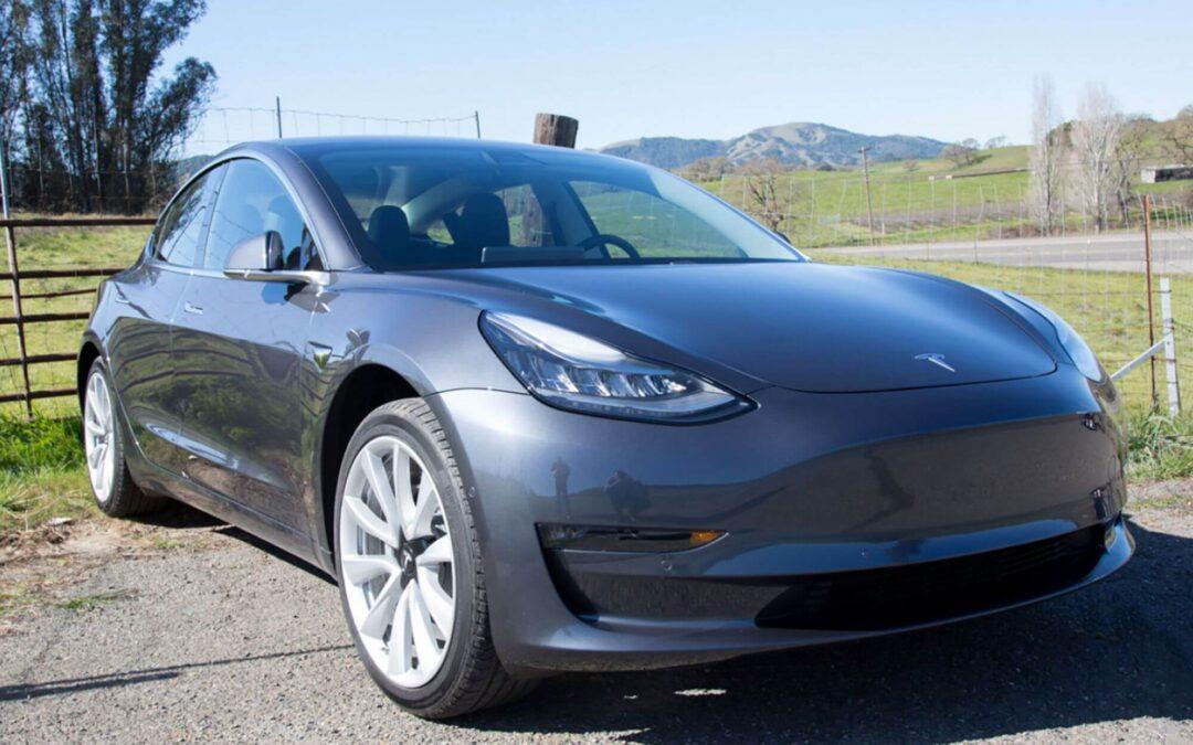 Tesla a Stimulus of Change