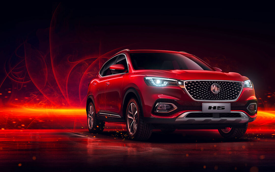 The Differentiation and Positioning of MG in Pakistan's Auto Market